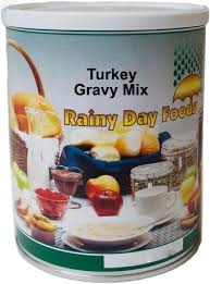 turkey gravy mix rainy day foods a division of walton feed turkey gravy mix 15