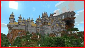 Mpce Maps Minecraft Pe Maps The Last Kingdom Medieval City Map With