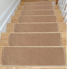 huluwa carpet stair treads anti skid stairs rug non slip floor