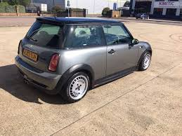 2003 mini cooper s r53 grey with mods low miles in luton