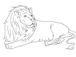 lion coloring pages sun flower pages