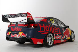 holden car red bull holden racing team commodores uncovered speedcafe