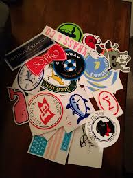 preppy decals 54 best stickers images on southern prep preppy