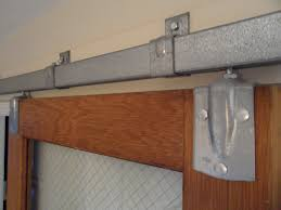 Exterior Sliding Door Track Systems Exterior Sliding Barn Door Track System