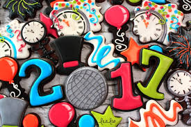 New Years Eve Decorated Cookies by How To Make Decorated Sugar Cookies For New Year U0027s Eve Lilaloa