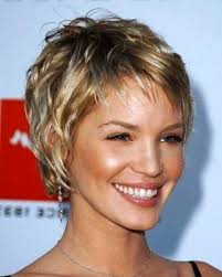 short haircusts for fine sllightly wavy hair photo gallery of short curly hairstyles for fine hair viewing 12