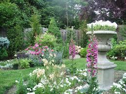 Backyard Flower Garden Ideas Flower Garden Ideas For Beautiful Small Backyard Champsbahrain Com