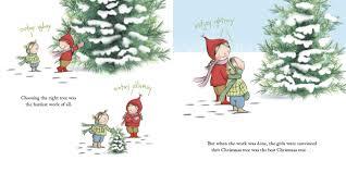 maple u0026 willow u0027s christmas tree lori nichols 9780399167560