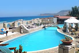 siege promovacances hotel lassion golden bay sitia crète promovacances