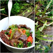 la cuisine de dorian boeuf sauté aux poivrons et oignons rouges la cuisine de doria