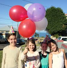 creative birthday parties sydney the art studio