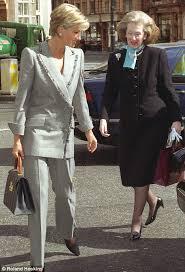 karen spencer countess spencer diana princess of wales with her stepmother raine countess