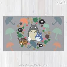 Studio Ghibli Decor Best Catbus Totoro Products On Wanelo