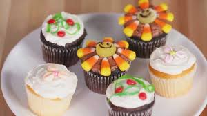 thanksgiving cupcake designs cupcake decorating how to decorate kids party cupcakes youtube