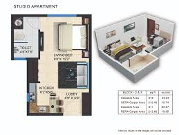 1 bhk floor plan unit plan of 1 bhk 2 bhk studio flats in bangalore pashmina