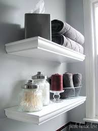 Decorate Bathroom Shelves Bathroom Shelves Bathroom Adorable Best Decorating Bathroom