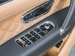 bentley interior 2017 2017 bentley bentayga first review kelley blue book