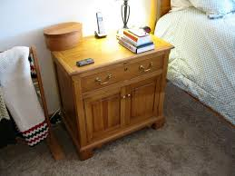 Free Woodworking Plans Dining Room Table by Free Woodworking Plan You Can Build A Bedside Table Jeff Branch