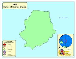niue on world map niue island worldmap org