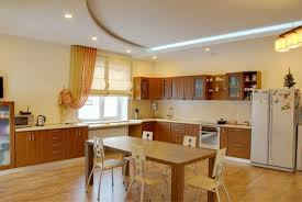 Wood Floor Paint Ideas Kitchen Extraordinary Warm Kitchen Colors With White Cabinets