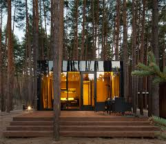 32sqm small cubic house design idea with prefabricated metal