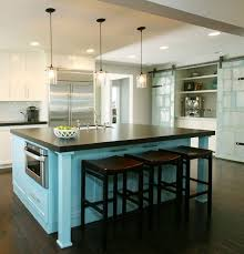 colorful kitchen islands 167 best kitchens with color images on home kitchen