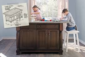 custom kitchen islands design your own kitchen island kloter farms