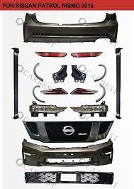 nissan patrol 2016 high quality new 2016 nismo body kit for nissan patrol y61 y62