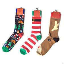 ugly christmas socks santa reindeer or turkey for christmas