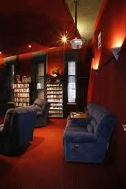 Media Storage Shelves by Contemporary Media Room Cd Dvd Media Cabinet Storage Shelves Red