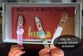 mary u0026 martha craft teaches availability