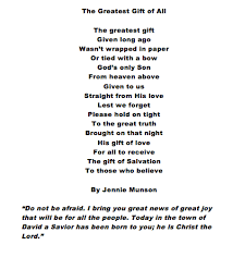 the greatest gift a christmas poem wisdom pinterest poem