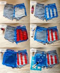 American Flag Jeans Diy American Flag Shorts U2014 Taylor Kampa