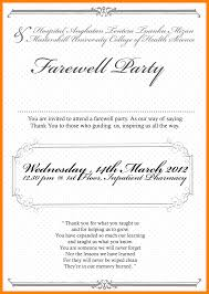 farewell party invitation in telugu cogimbo us