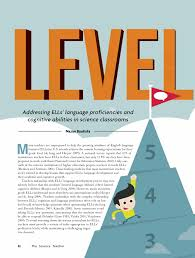 leveling up addressing ell u0027s language proficiencies and cognitive