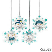 winter ornaments trading