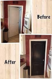 Interior Doors Painted Black by 29 Best Black Interior Doors Images On Pinterest Black Interior