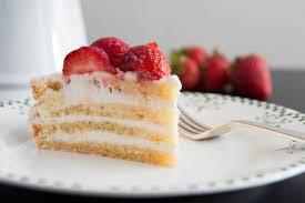 strawberry cassata resep
