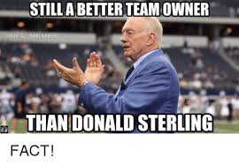 Sterling Memes - still abetterteamowner el memes than donald sterling fact facts