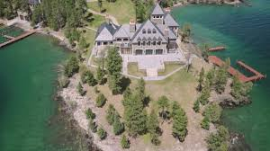 Celine Dion Private Island Montana U0027s Shelter Island Estate Youtube