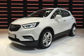 opel mokka interior 2017 vauxhall mokka x revealed a facelift and a name change for 2016