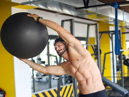 20 swiss ball exercises that will sculpt your abs men u0027s fitness