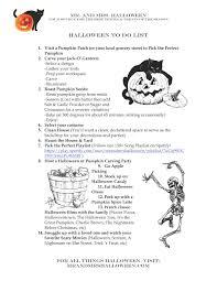 Printable Halloween Mad Libs by Mr U0026 Mrs Halloween U0027s Ultimate Halloween Bucket List Mr And