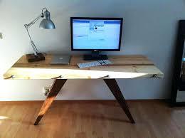 Computer Desk Diy Diy Computer Desks Easy L Shaped Desk Diy Corner Computer Desk
