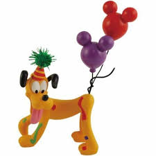 amazon disney pluto statue birthday party hat mickey