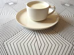 style modern table cloth inspirations modern tablecloths designs