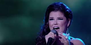 Chandelier Singer Saara Aalto S X Factor Semi Performance Of Sia S
