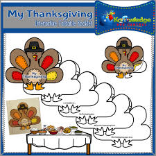 thanksgiving interactive foldable booklet ebook
