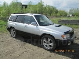 1997 subaru forester продажа субару форестер 1997г в в новокузнецке тюнинг замена