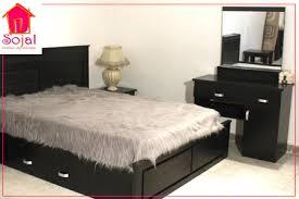 installer une dans une chambre design et confort avec chambre à coucher complète comprenant 1
